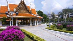 Templo de Tailandia en Bangkok fotografía de archivo libre de regalías