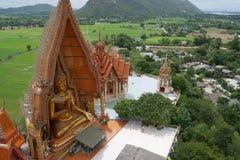 Templo de Tailandia, Wat Tam Sua Fotos de archivo