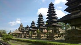 Templo de Taman Ayun Foto de Stock Royalty Free