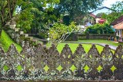 Templo de Taman Ayun del imperio de Mengwi, regencia de Badung, Bali, Indonesia Fotos de archivo libres de regalías
