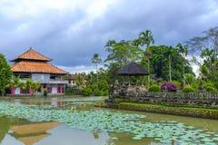 Templo de Taman Ayun em Bali Imagens de Stock