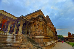 Templo de Tanjore Imagens de Stock