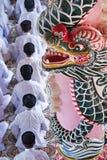 Templo de Tay Ninh Holy See Fotos de Stock Royalty Free