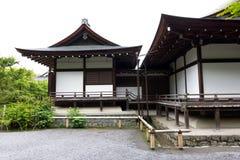 Templo de Tenryu-ji em Kyoto, Japão Fotografia de Stock Royalty Free