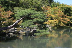 Templo de Tenryuji Imagem de Stock Royalty Free
