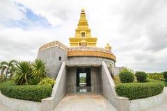Templo de Thatbyinnyu, Bagan, Myanmar, templo templeBeautiful viejo en la provincia de Nong Bua Lamphu, Tailandia imagen de archivo libre de regalías