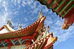 Templo de Thean Hou Fotografía de archivo