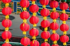 Templo de Thean Hou foto de stock