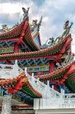 Templo de Thean Hou en Kuala Lumpur, Malasia Imagenes de archivo