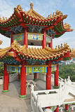 Templo de Thean Hou, Kuala Lumpur Imagen de archivo libre de regalías