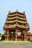 Templo de Thepsathit Foto de Stock Royalty Free