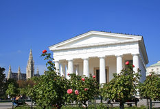 Templo de Theseus Fotografía de archivo libre de regalías