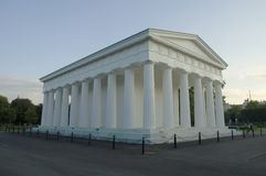 Templo de Theseus en Viena Imágenes de archivo libres de regalías