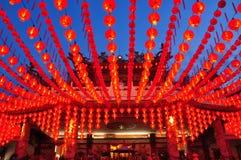 Templo de Thien Hou Imagens de Stock Royalty Free