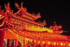Templo de Thien Hou Foto de Stock