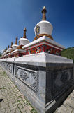 Templo de Tibet Foto de Stock Royalty Free