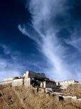 Templo de Tibeten Fotos de archivo
