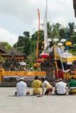 Templo de Tirta Empul, Bali 4 Fotos de archivo libres de regalías