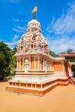 Templo de Tiruchendur Murugan Alayam Fotos de archivo