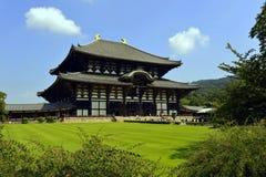Templo de Todai Fotos de archivo libres de regalías