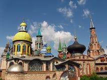 Templo de todas as religiões. Foto de Stock