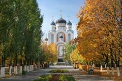 Templo de todo sagrado Fotografía de archivo libre de regalías