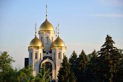 Templo de todos los santos Imagenes de archivo