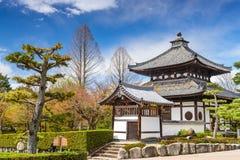 Templo de Tofukuji fotografia de stock