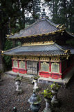 Templo de Toshogo, Nikko fotografia de stock royalty free