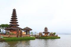 Templo de Ulun Danu, Bali Imágenes de archivo libres de regalías