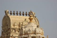 Templo de Venkateswara fotografía de archivo libre de regalías