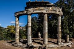 Templo de Venus Imagen de archivo libre de regalías