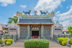 Templo de Vientián Fude Foto de archivo libre de regalías