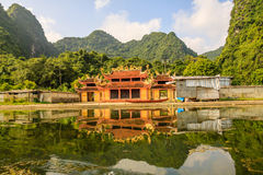 Templo de Vietname Imagem de Stock