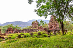 Templo de Vietname Fotografia de Stock