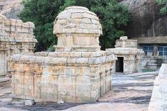 Templo de Vijayalaya Foto de archivo