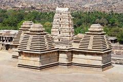 Templo de Virupaksha, Hampi fotos de archivo libres de regalías