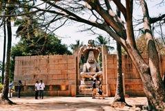 Templo de Vishnu Fotos de archivo