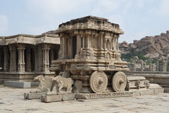 Templo de Vittala Fotos de Stock