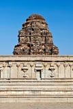 Templo de Vittala, India imagem de stock royalty free