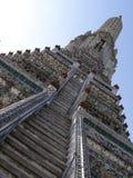 Templo de Wat Arun en Bangkok Foto de archivo