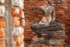 Templo de Wat Chaiwatthanaram em Ayuthaya Foto de Stock Royalty Free