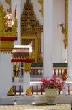 Templo de Wat Chalong Imagenes de archivo
