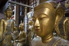 Templo de Wat Inn fotografia de stock