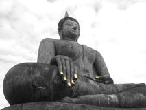 Templo de Wat Mahathat Imagem de Stock