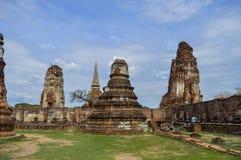 Templo de Wat Mahathat Fotos de archivo