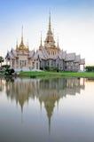 Templo de Wat Non Kum Thailand. imagem de stock