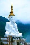 Templo de Wat Phasornkaew Imagem de Stock