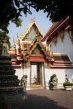 Templo de Wat Pho Imagen de archivo