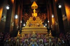Templo de Wat Phra Kaeo Fotografía de archivo